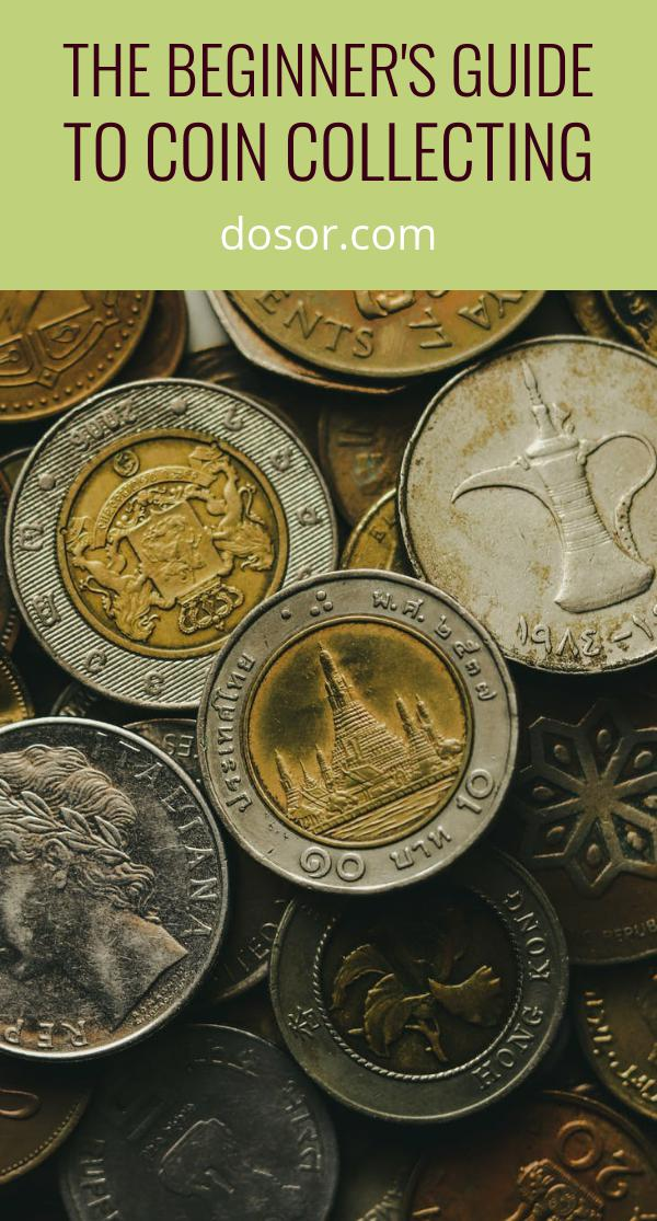 , The Beginner's Guide to Coin Collecting